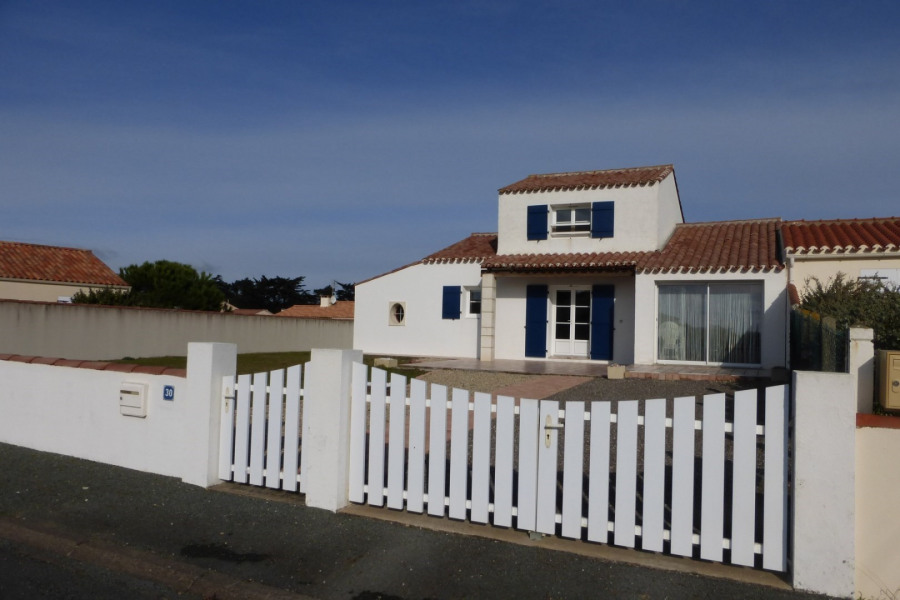 Location vacances Bretignolles-sur-Mer -  Appartement - 6 personnes - Barbecue - Photo N° 1
