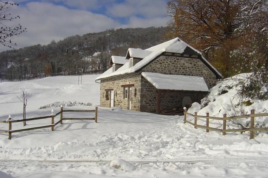 Gîte de neige  Accés côté Est