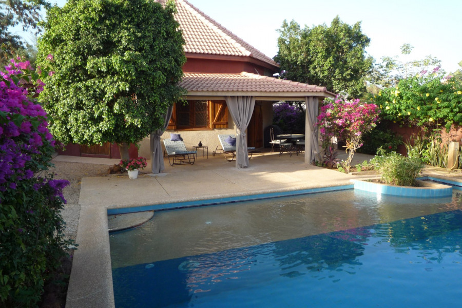 Location vacances Saly Niakhniakhal -  Maison - 6 personnes - Barbecue - Photo N° 1