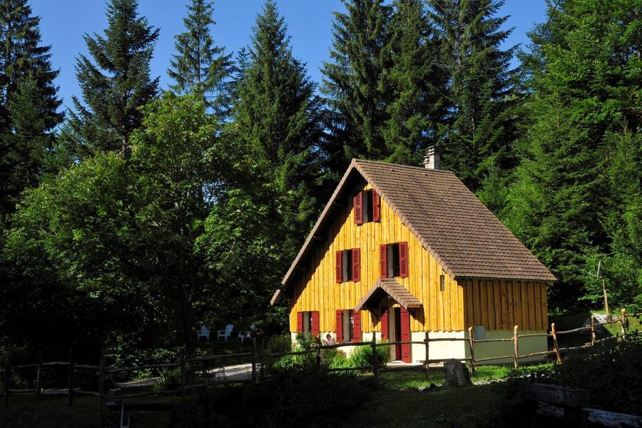 Ferienwohnungen Saint-Pierre-de-Chartreuse - Hütte - 6 Personen - Grill - Foto Nr. 1