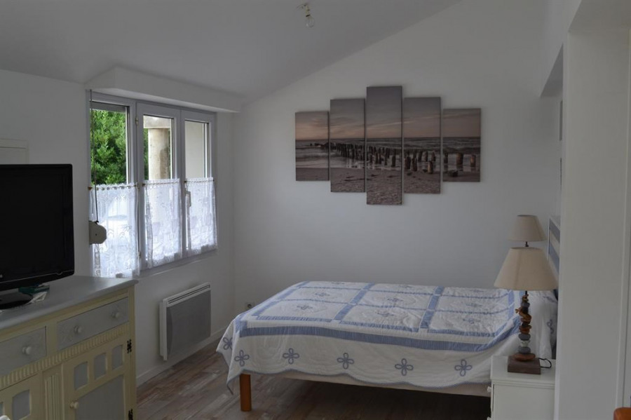 Holiday rentals Pléneuf-Val-André - Apartment - 2 persons - Garden furniture - Photo N° 1