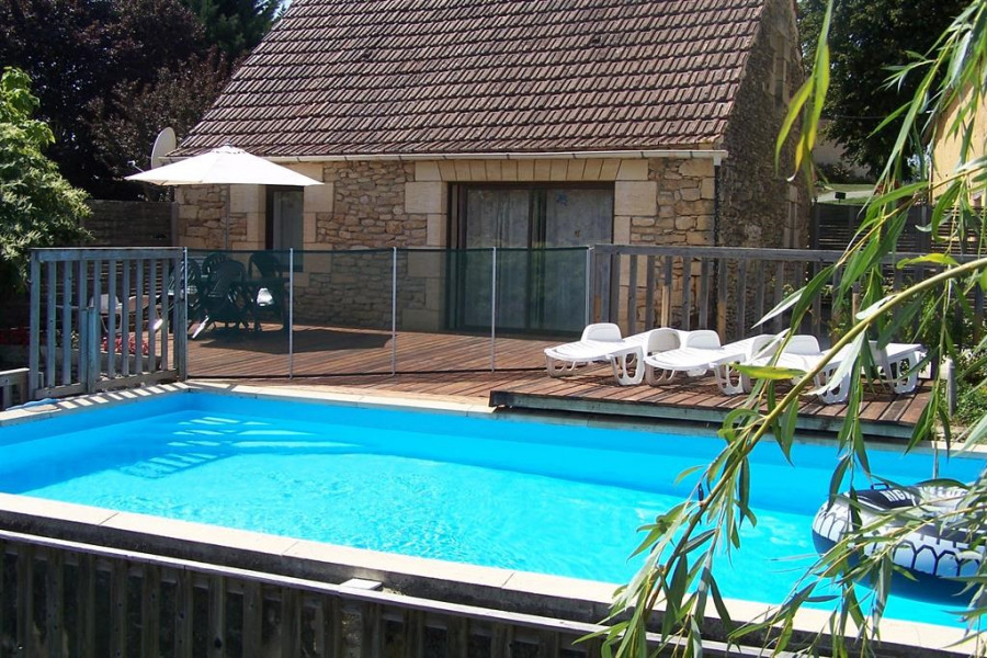 Location vacances Marquay -  Gite - 6 personnes - Barbecue - Photo N° 1