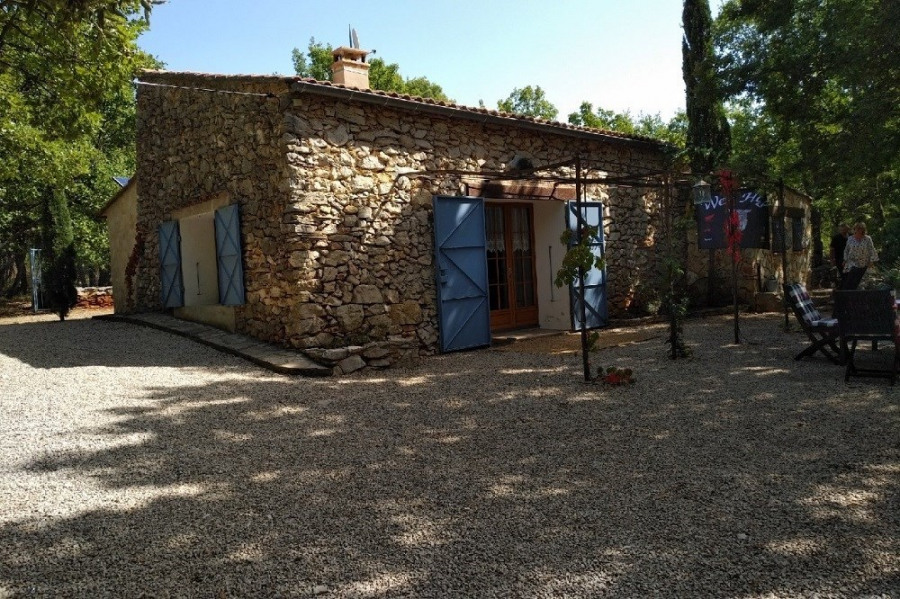 Location vacances Baudinard-sur-Verdon -  Gite - 4 personnes - Barbecue - Photo N° 1