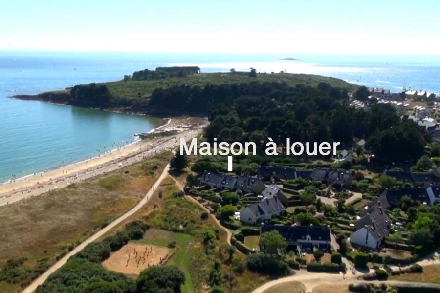 Location vacances Arzon -  Maison - 6 personnes - Chaise longue - Photo N° 1
