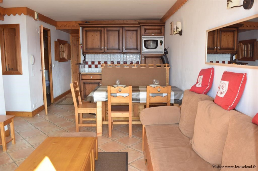 Location vacances Bourg-Saint-Maurice -  Appartement - 5 personnes - Câble / satellite - Photo N° 1