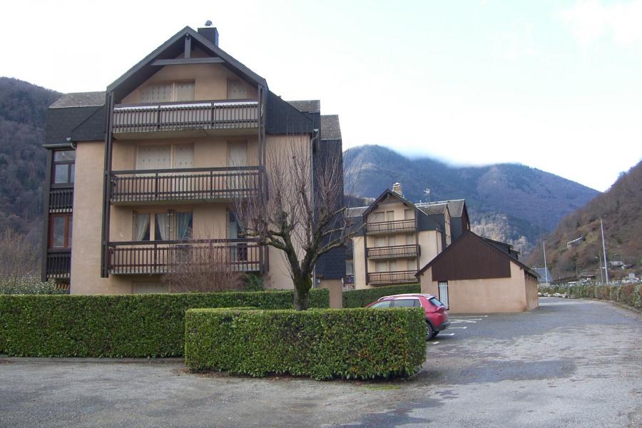 Appartement  au 1er étage avec parking au pied