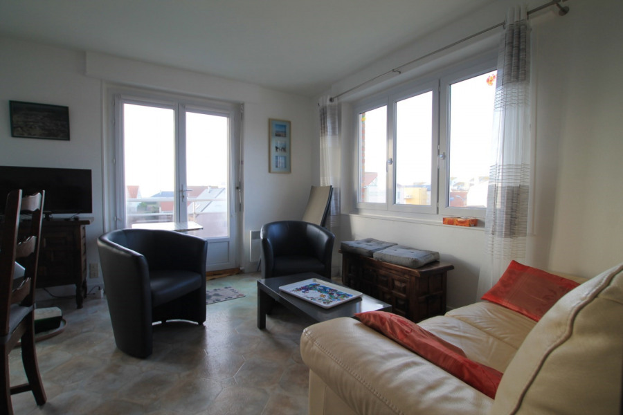Location vacances Camiers -  Appartement - 4 personnes - Barbecue - Photo N° 1