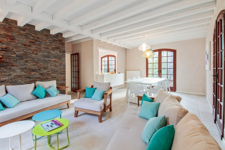 Villa LA DRYADE pour 8 personnes
