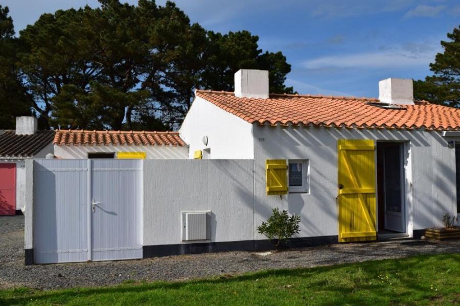 Résidence Les Fermes Marine - Maison 3 pièces de 50 m² environ pour 6 personnes située à 600 m de la Mer et 1km500 du...
