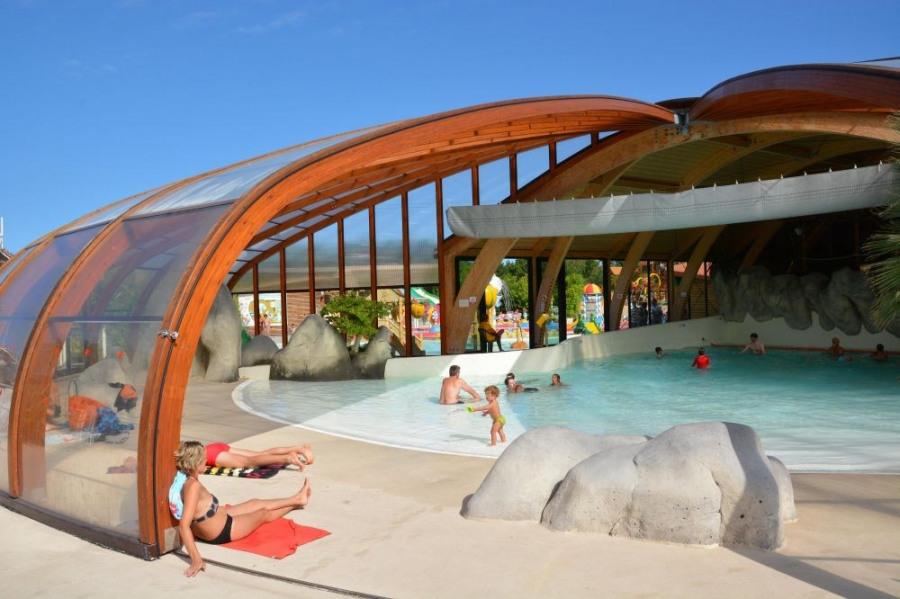 Resort & Spa La Rive, 764 emplacements, 250 locatifs