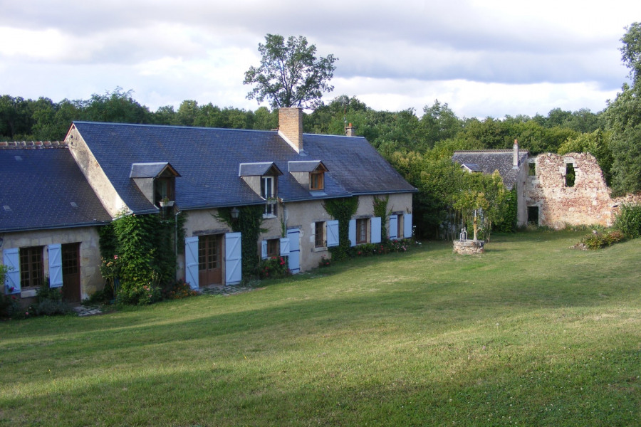 Holiday rentals Azay-le-rideau - Cottage - 12 persons - BBQ - Photo N° 1