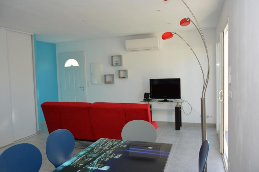 Holiday rentals Bessan - House - 4 persons - Garden furniture - Photo N° 1