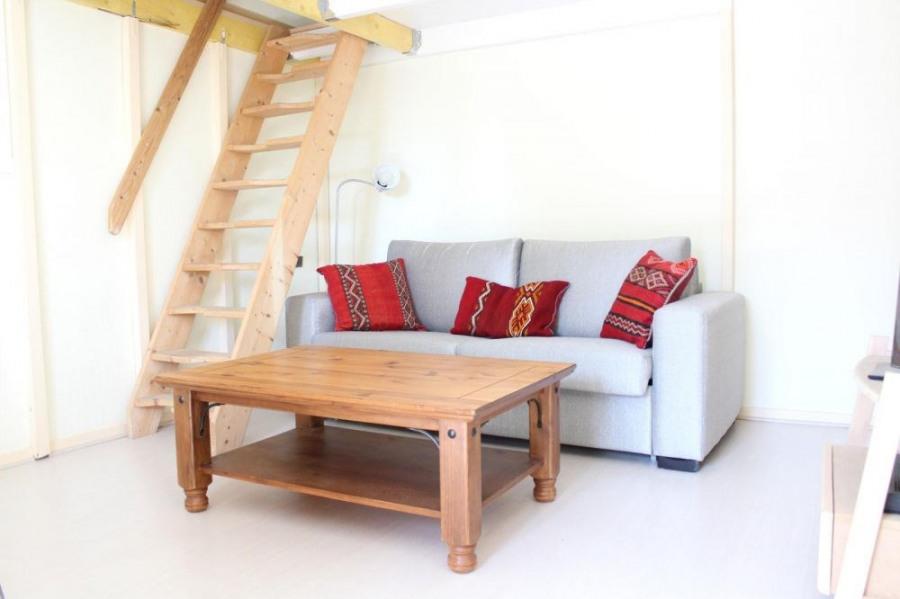 Appartement 1 pièces - 25 m² environ - jusqu'à 4 personnes.