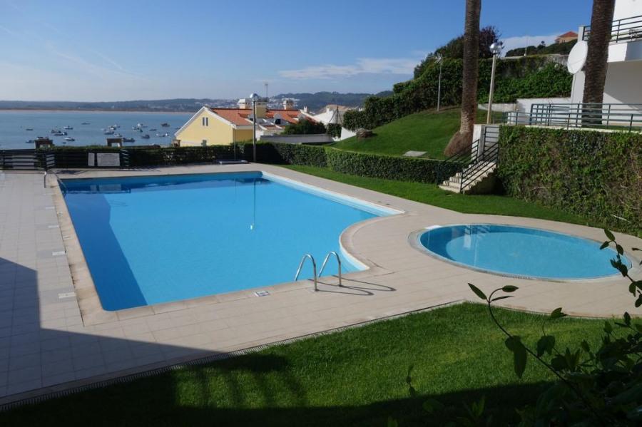 Alquileres de vacaciones São Martinho do Porto - Apartamento - 5 personas - BBQ - Foto N° 1
