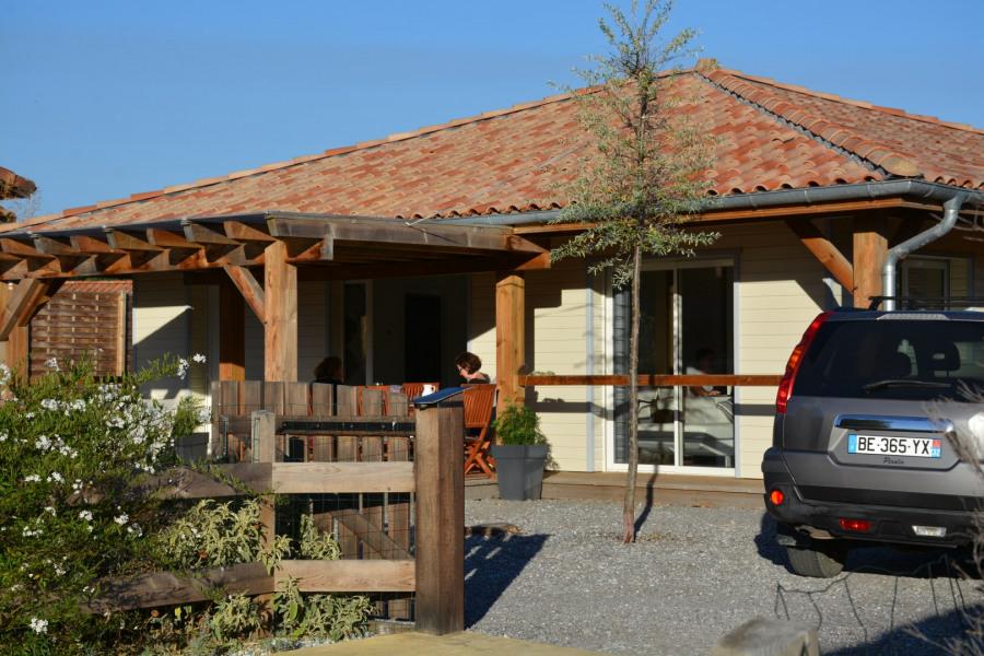 Location vacances Lit-et-Mixe -  Maison - 6 personnes - Barbecue - Photo N° 1