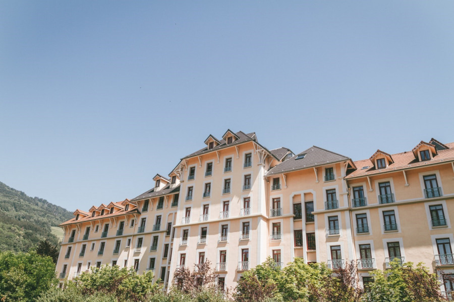 Location vacances Allevard -  Appartement - 4 personnes - Télévision - Photo N° 1