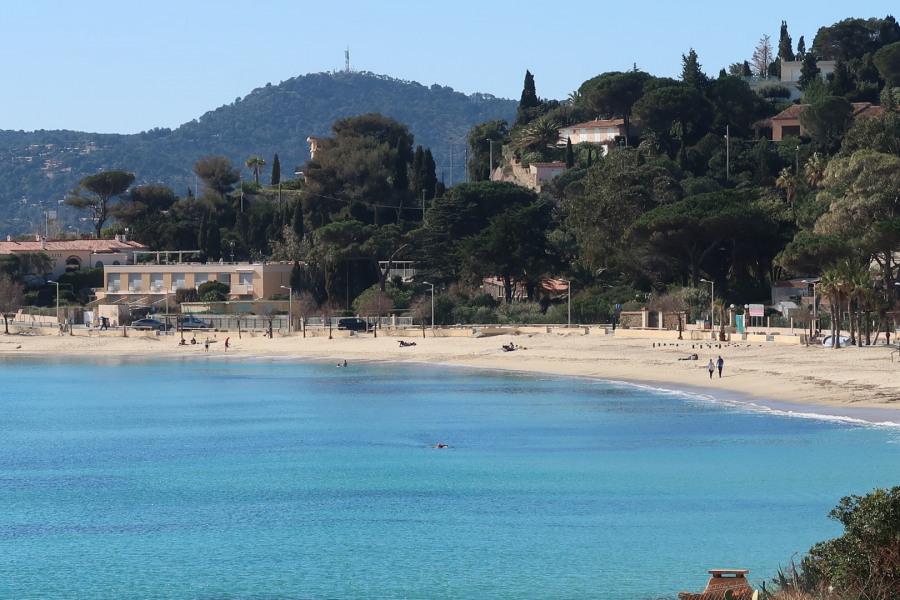 Saint Clair Beach and the Estelan