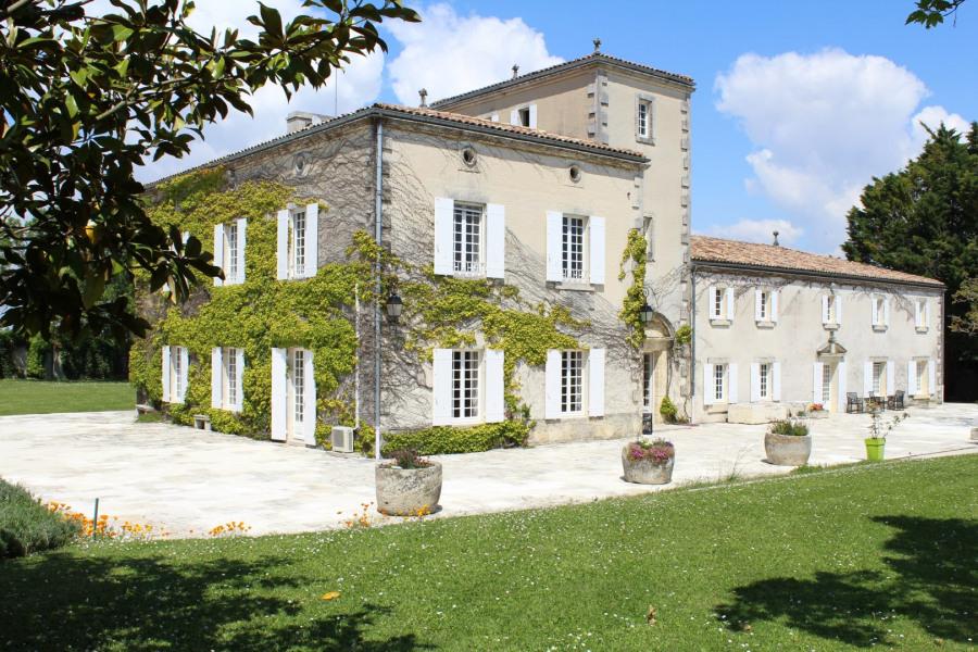 Location vacances Mortagne-sur-Gironde -  Chambre d'hôtes - 2 personnes -  - Photo N° 1