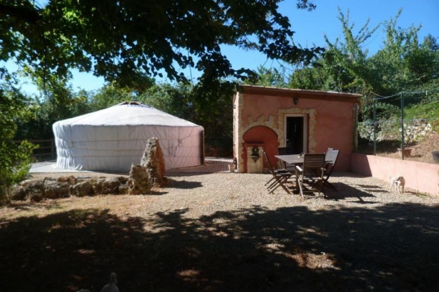 Location vacances Montmeyan -  Gite - 4 personnes - Chaise longue - Photo N° 1