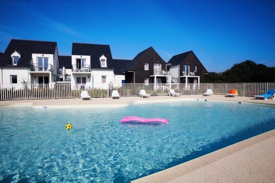 Location vacances Saint-Pol-de-Léon -  Maison - 6 personnes - Court de tennis - Photo N° 1