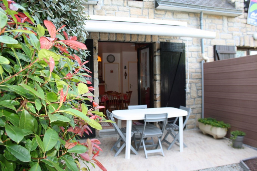 Holiday rentals Sarzeau - House - 4 persons - Washing machine - Photo N° 1