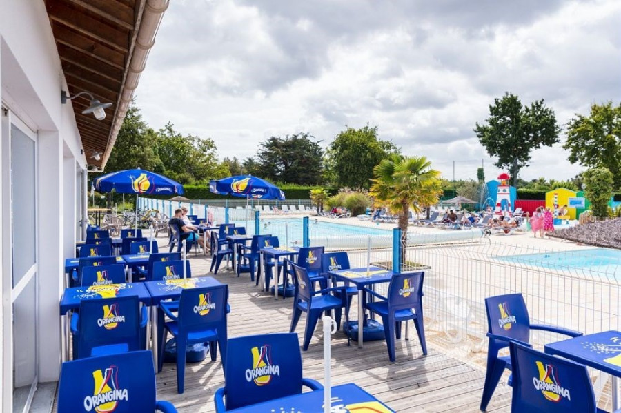 Location vacances Saint-Georges-d'Oléron -  Insolite - 20 personnes - Lave-linge - Photo N° 1