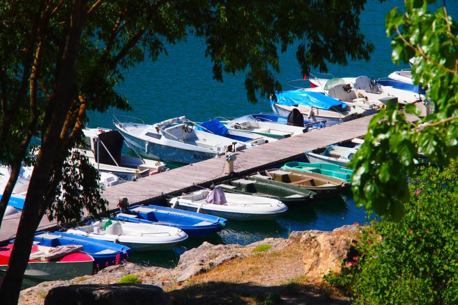 Port Esparron de Verdon