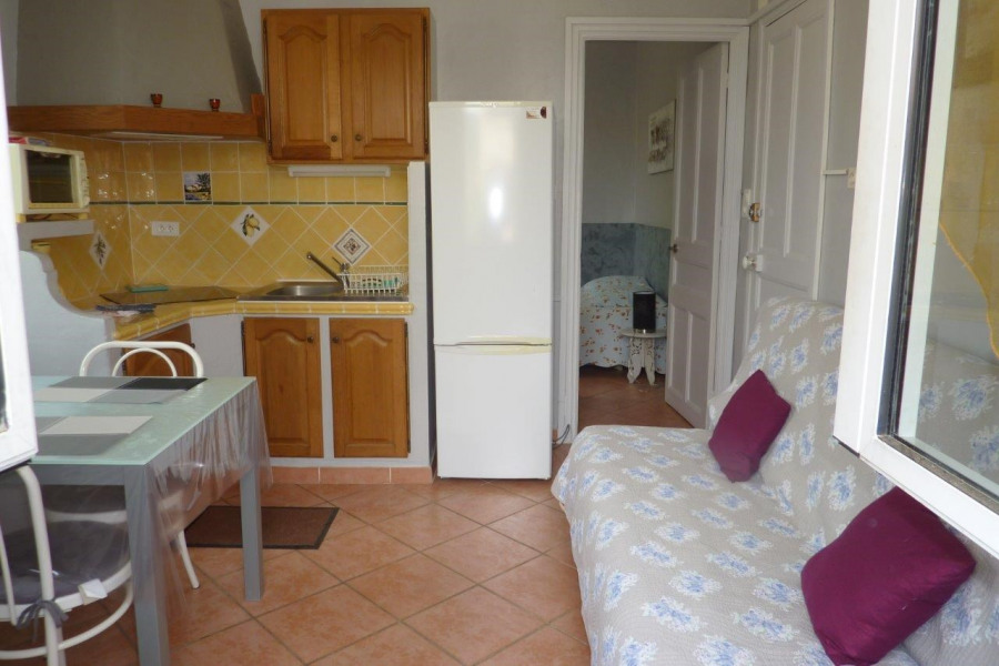 Holiday rentals Propriano - Apartment - 2 persons - Garden - Photo N° 1