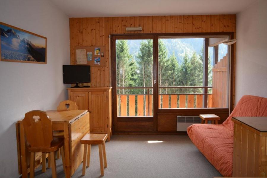 Le Grand Bornand 74 - Secteur Village - Résidence Plein Sud C, studio cabine de 27 m² environ pour 6 personnes, la Ré...