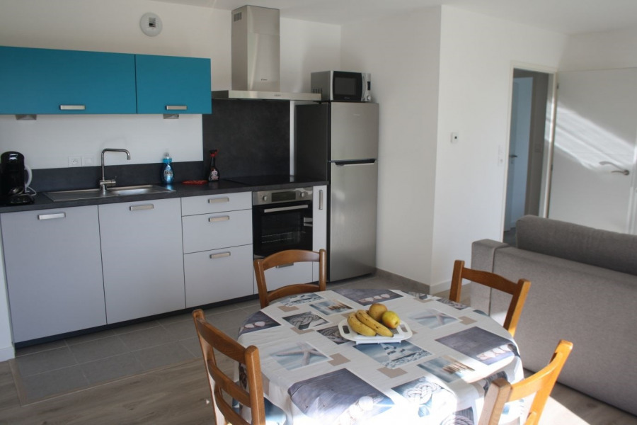 Location vacances Arzon -  Appartement - 6 personnes - Ascenseur - Photo N° 1