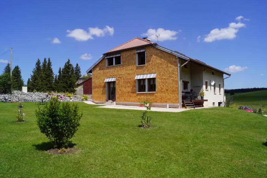 Appartement meublé à CHAPELLE DES BOIS (Doubs)