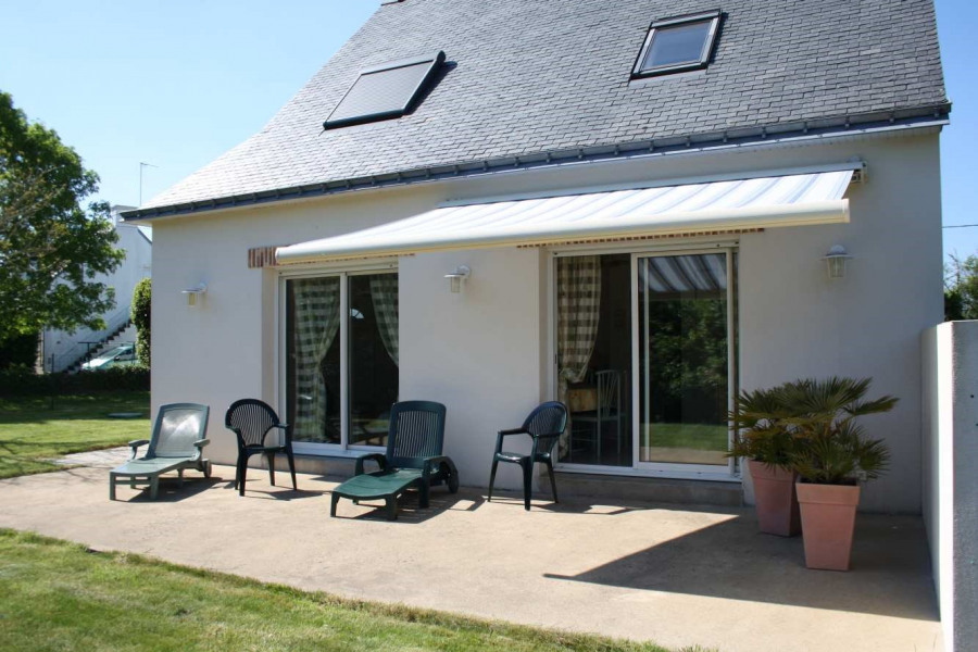 Location vacances Sarzeau -  Maison - 8 personnes - Congélateur - Photo N° 1