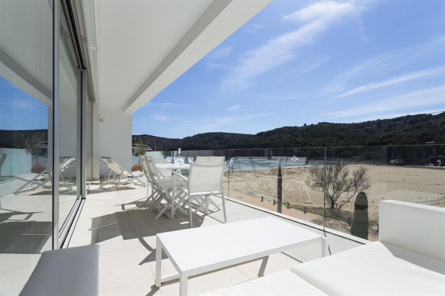 Holiday rentals l'Escala - Apartment - 6 persons - Garden furniture - Photo N° 1