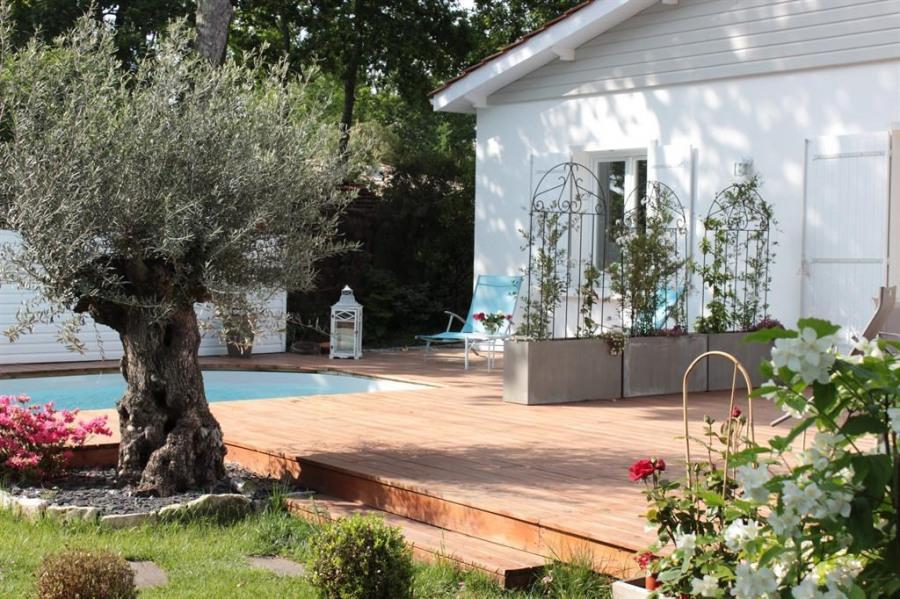 Villa pour 8 pers. avec piscine privée, Andernos-les-Bains