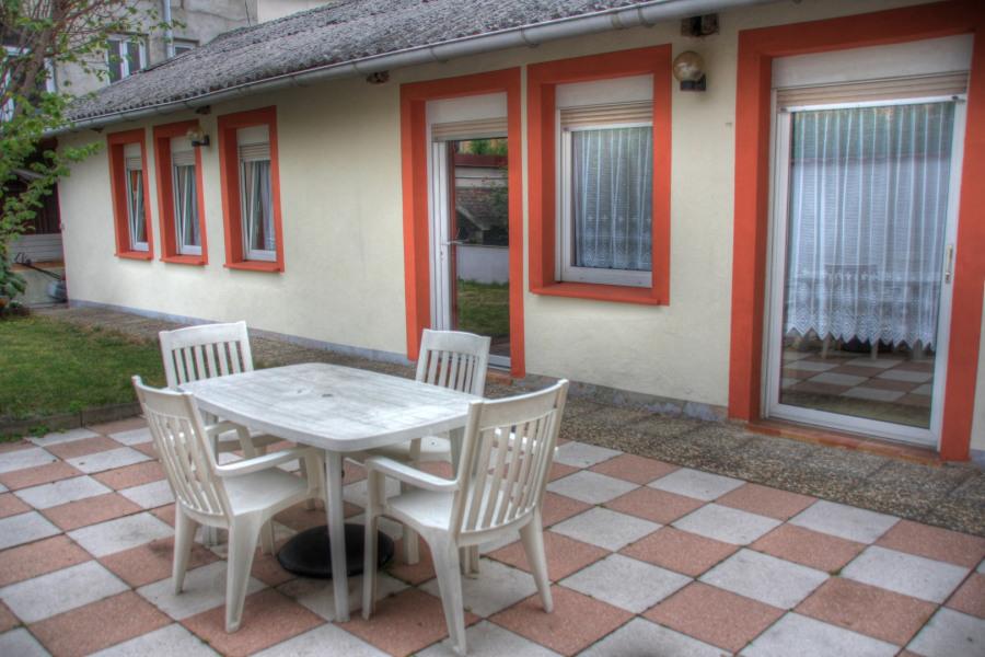 Location vacances Saverne -  Maison - 4 personnes - Barbecue - Photo N° 1
