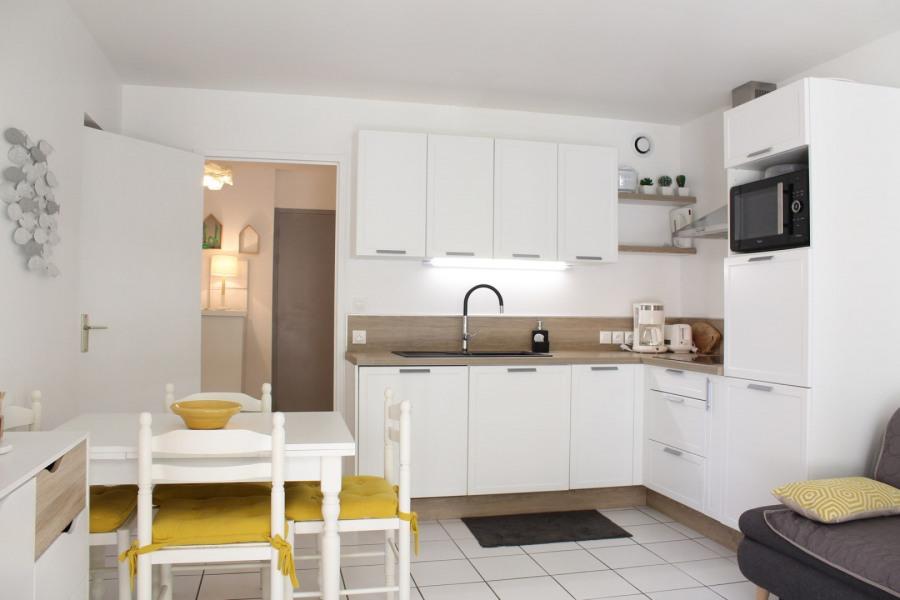 Appartement 2 pièces cabine 4 couchages LA BAULE