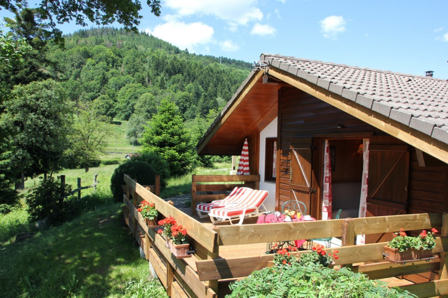 CHALET 4/6 PEOPLE 2 BEDROOMS - Le Thillot