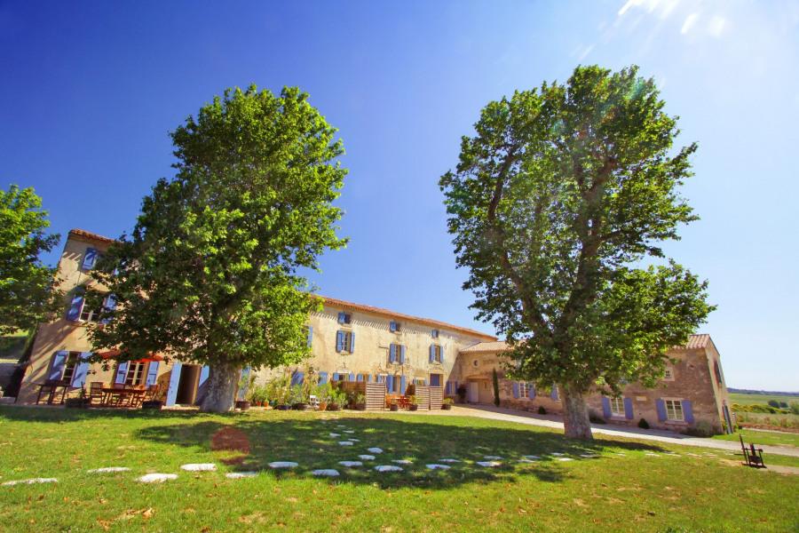 Location vacances Aragon -  Gite - 10 personnes - Barbecue - Photo N° 1