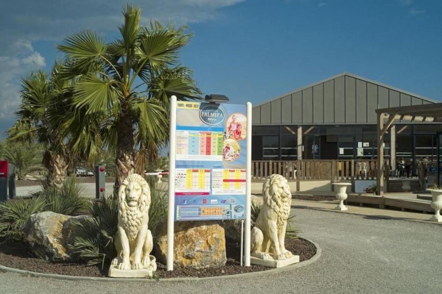Camping Le Palmira Beach - Kheops Vacances, 30 locatifs