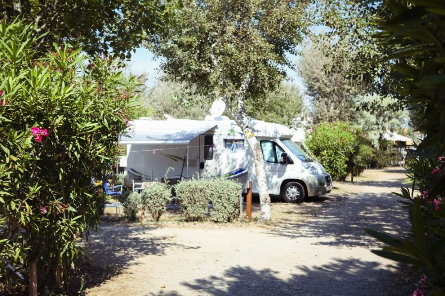 Camping Beauregard Plage, 200 emplacements