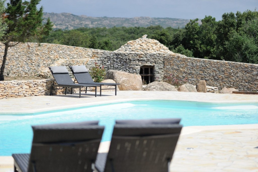 Location vacances Bonifacio -  Appartement - 4 personnes - Barbecue - Photo N° 1