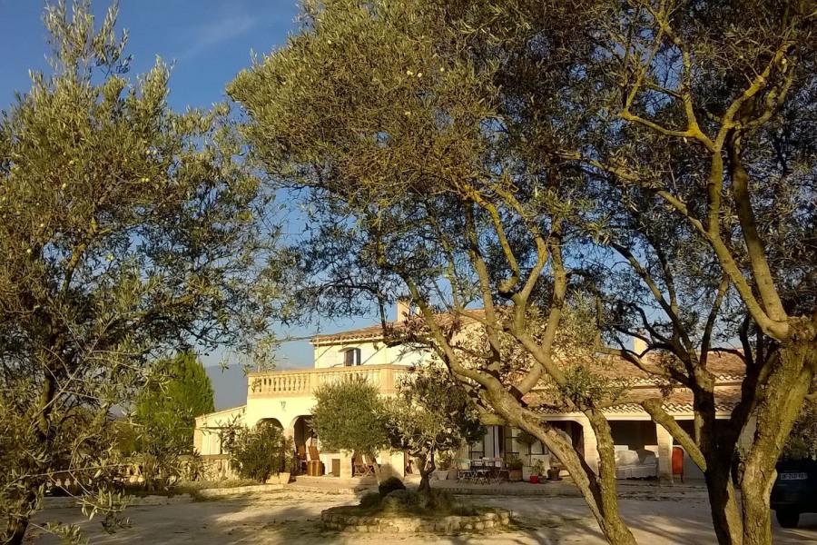 Location vacances Pernes-les-Fontaines -  Maison - 17 personnes -  - Photo N° 1
