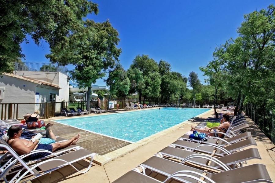 Location vacances Sommières -  Maison - 6 personnes - Barbecue - Photo N° 1