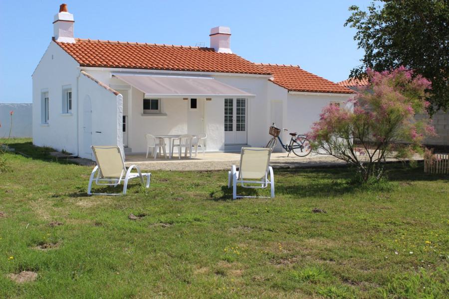 Location vacances Noirmoutier-en-l'Île -  Maison - 4 personnes - Barbecue - Photo N° 1