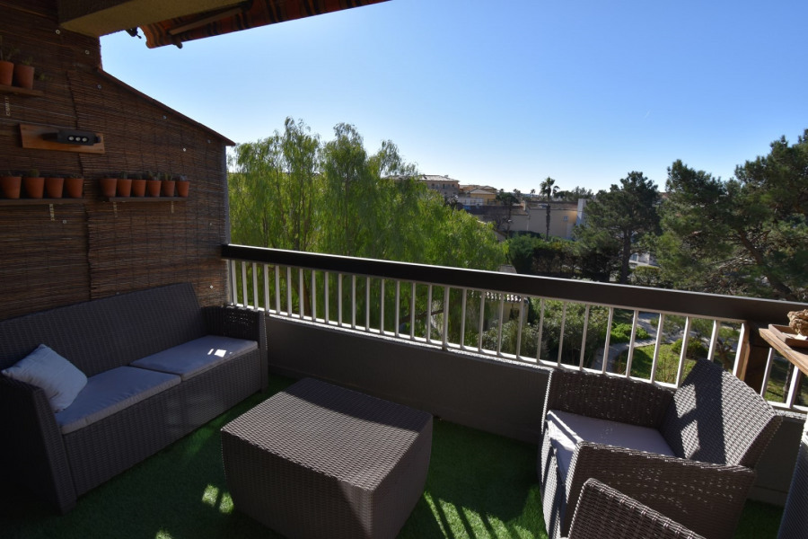 Holiday rentals Sanary-sur-Mer - Apartment - 4 persons - Television - Photo N° 1