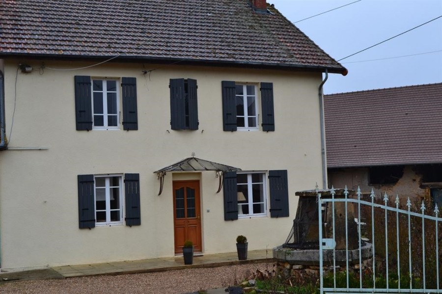 Location vacances Champlecy -  Maison - 10 personnes - Barbecue - Photo N° 1