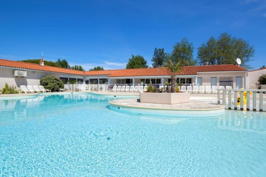 Camping Au Port Punay, 116 emplacements, 41 locatifs