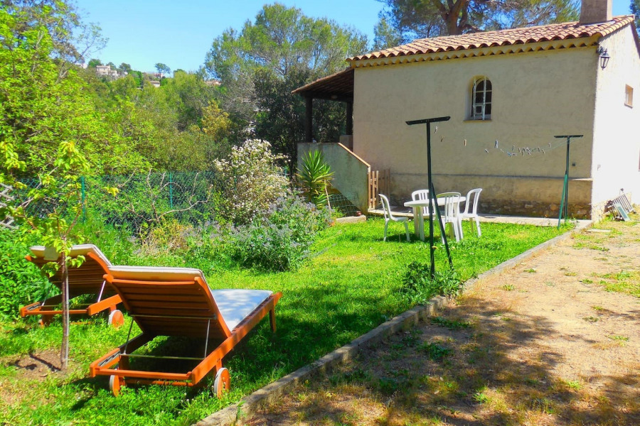 Location vacances Biot -  Appartement - 2 personnes - Barbecue - Photo N° 1