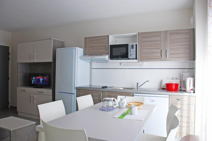 Appartement Appartement Résidence Lagocean 6 pers