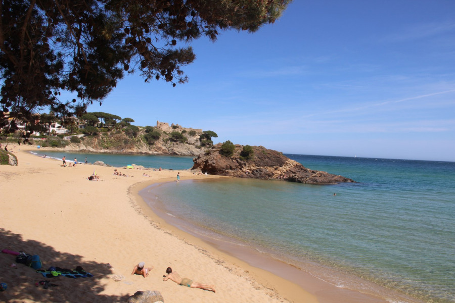 plage de la Fosca